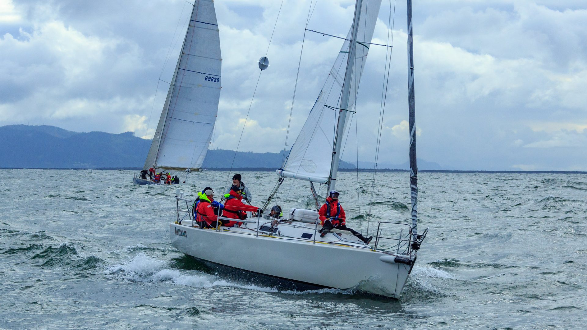 Pacific NW Offshore International Yacht Race